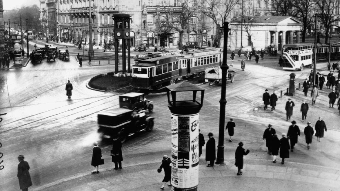Berlin – en storstadssymfoni
