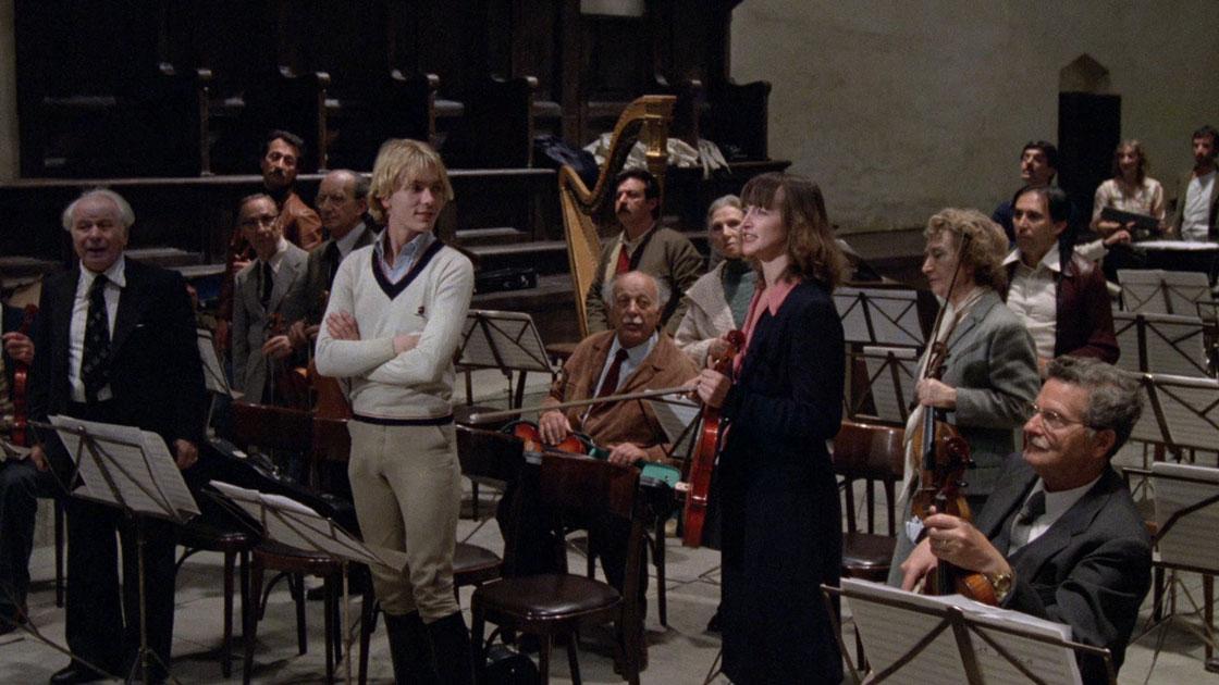 Orkesterrepetitionen