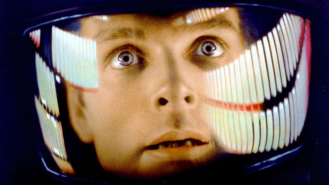År 2001 – ett rymdäventyr