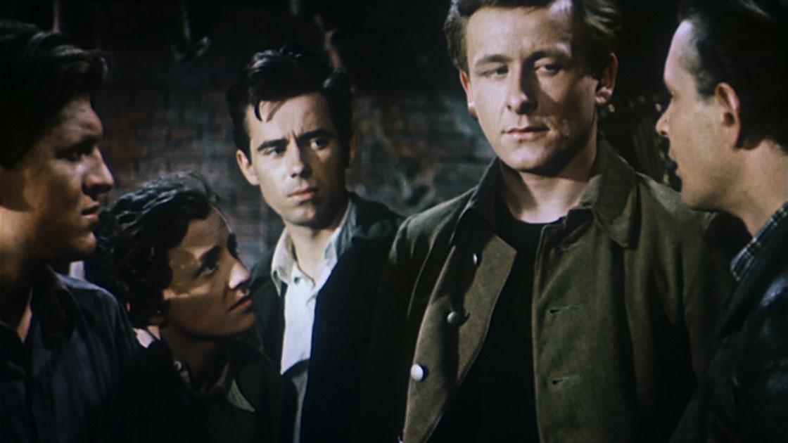 De fem från Barskagatan