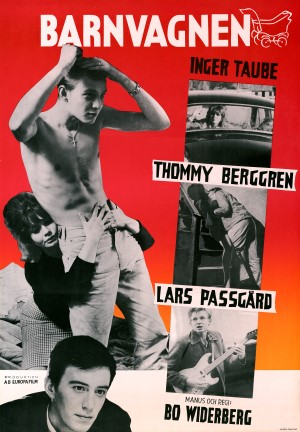 Spelfilm År  1963. Regissör  Bo Widerberg Skådespelare  Inger Taube 6e72f65559d27