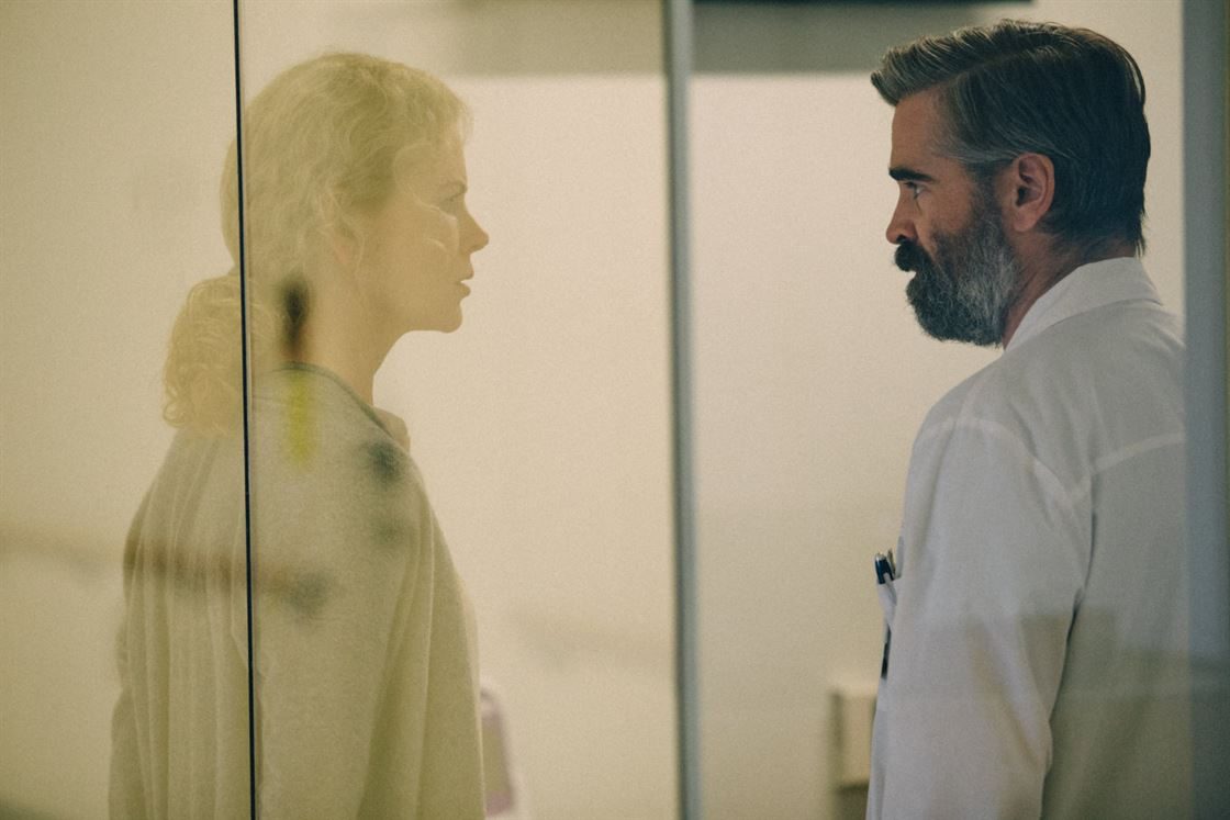 En bild ur The killing of a sacred deer
