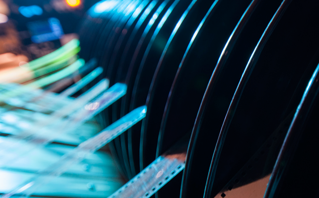 Den digitala filmen digitaliserad bio gor revolution