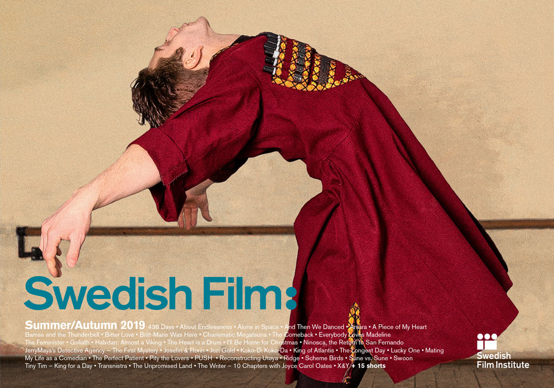 Swedish Film Magazine omslag
